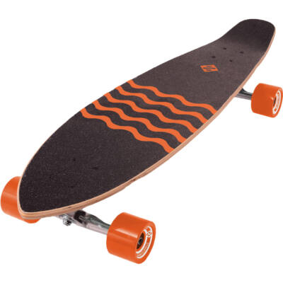 "Longboard Kicktail 36"" - Blown Out - Invento"
