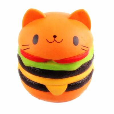 Jucarie Squishy - Hamburger