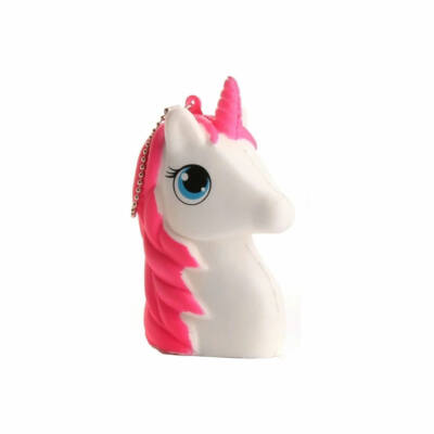 Jucarie Squishy - Unicorn breloc