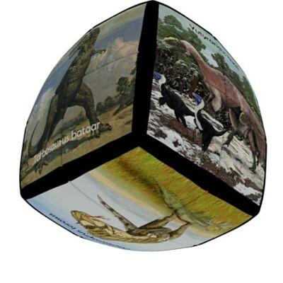 V-Cube 2x2 - Dinozauri