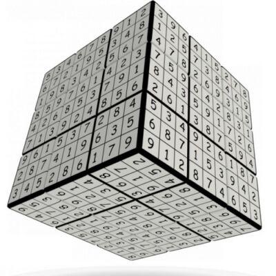 V-Cube 3x3 – V-udoku