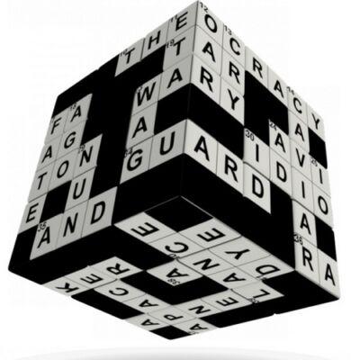 V-Cube 3x3 - Rebus