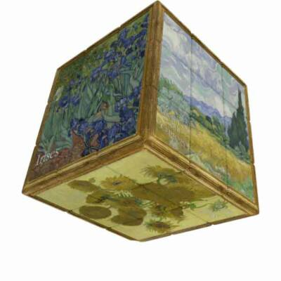 V-Cube 3X3 Van Gogh