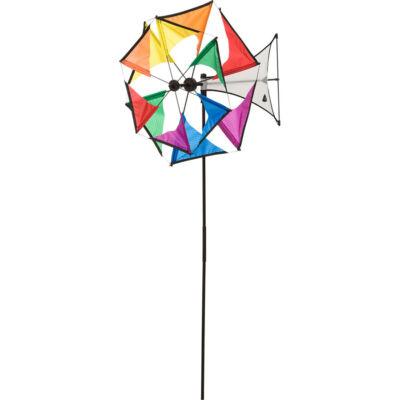 Morisca de vant - Mini Duette Rainbow