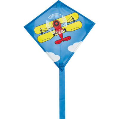 Zmeu Invento Mini-Eddy Biplane