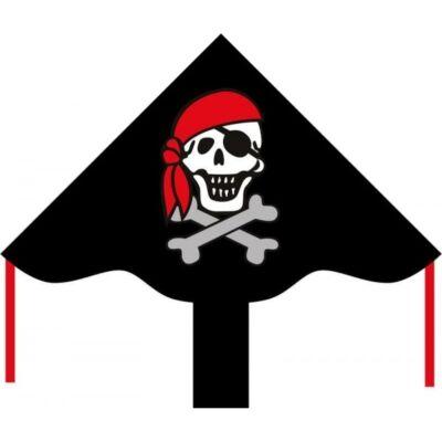 Zmeu Invento Eco Line Simple Flyer Jolly Roger, pirat - 70 cm