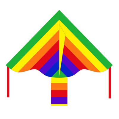 Zmeu Invento Ecoline Simple Flyer Rainbow 85cm
