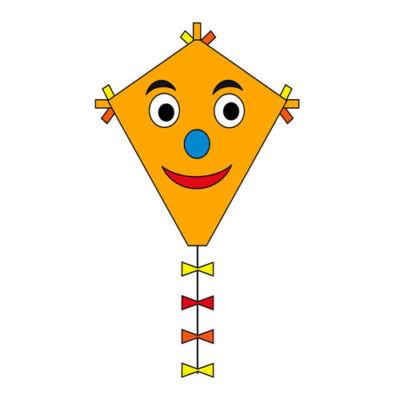 Zmeu Invento Ecoline Eddy Happy Face 50cm