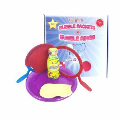 Bat cu inel pentru baloane de sapun