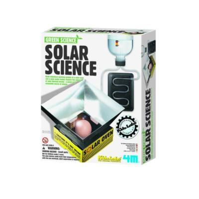 Kit jucarii eco - Solar Science 4M - Green Science