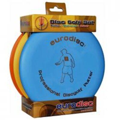 Frisbi Eurodisc Set Standard