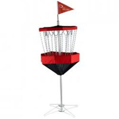 Disc-Golf Basket