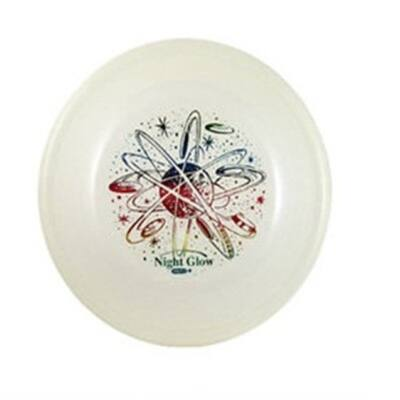Frisbi fosforescent Night Glow