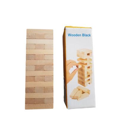 Jenga mini - Turn de lemn