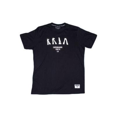 T-shirt Krom Pro City Reflex