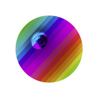 Minge de jonglat cu lumini - Light up and Juggle - reincarcabila - 70 mm