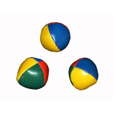 Set mingi de jonglat pentru copii - 50 mm, 36 g