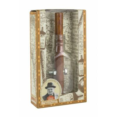 Professor Puzzle Great Minds -  Churchill's Cigar and Whiskey Bottle