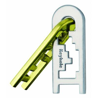 Hanayama Cast Puzzle - Keyhole