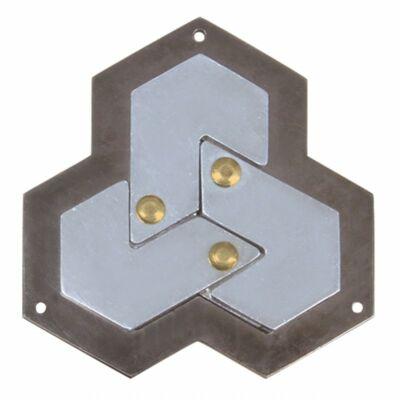 Hanayama Cast Puzzle - Hexagon