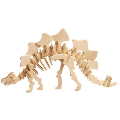 Puzzle 3D Dinozaur Stegosaurus
