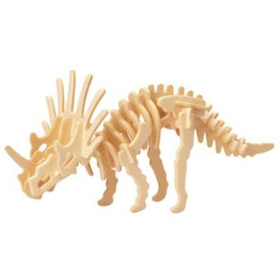 Puzzle 3D Dinozaur Styracosaurus