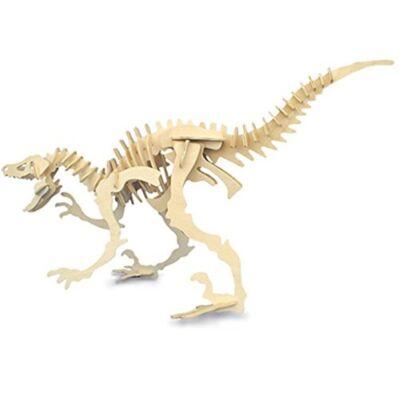Puzzle 3D Dinozaur Velociraptor