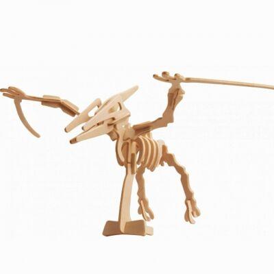 Puzzle 3D Dinozaur Pterodactyl