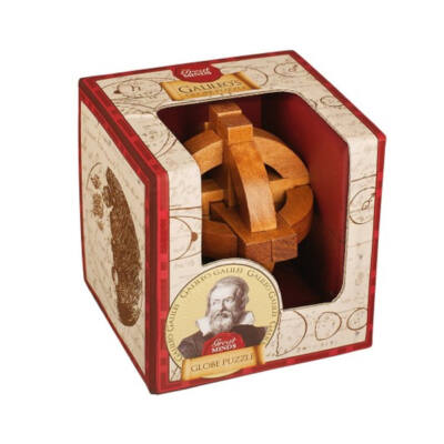 Professor Puzzle Great Minds - Galileos Globe