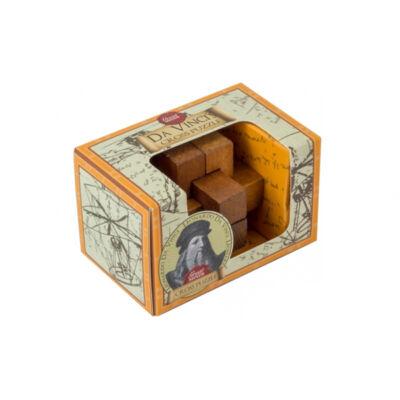 Professor Puzzle mini Great Minds -  crucea lui Da Vinci