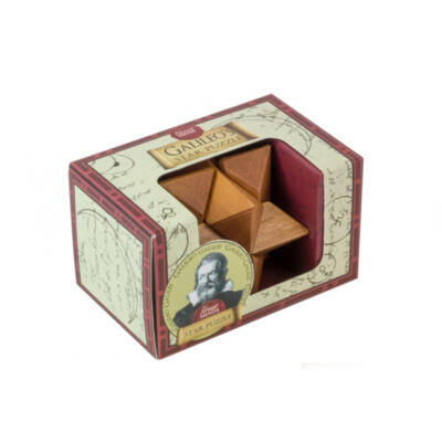 Professor Puzzle mini Great Minds -  steaua lui Galileo