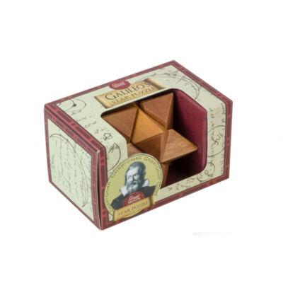 Professor Puzzle mini Great Minds -  steaua lui Galileo