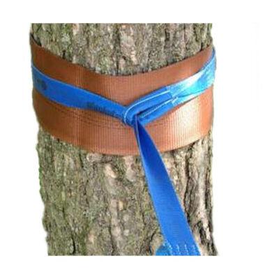 Protectie scoarta copac pentru slackline