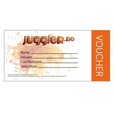 Card Juggler - valoare 100 lei